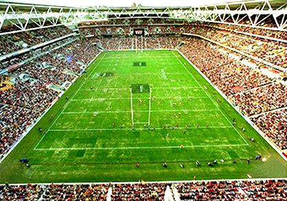 Suncorp Stadium Stadium History