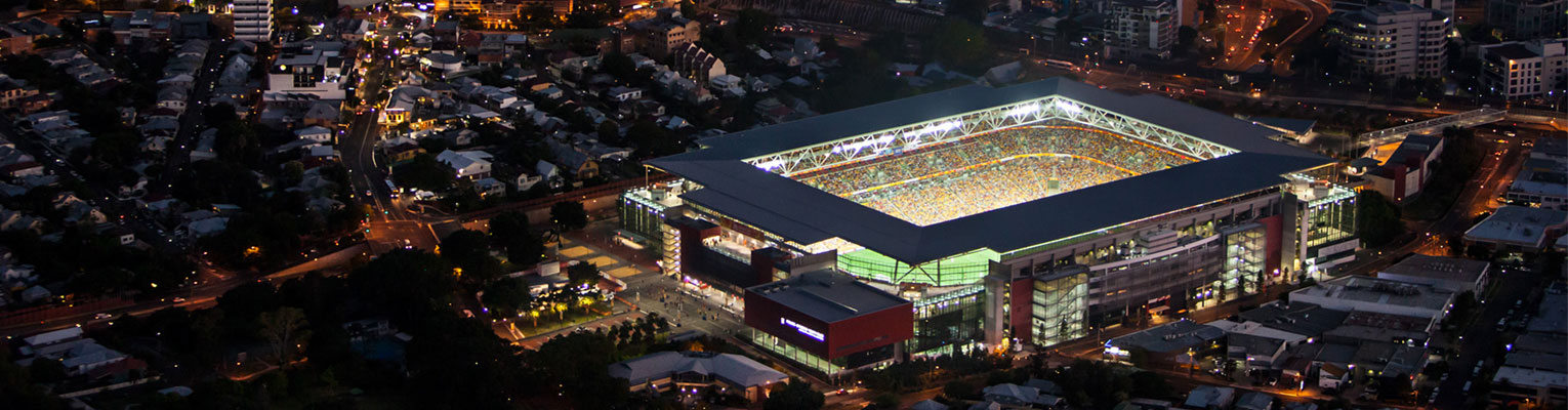 Suncorp Stadium Aerial Shot